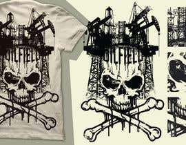#47 for Design a T-Shirt for Oilfield af crayonscrayola
