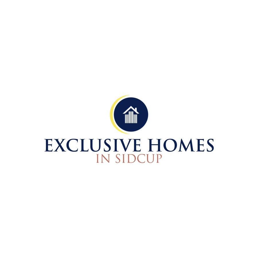 Penyertaan Peraduan #117 untuk Design a Logo for our Exclusive Homes Service