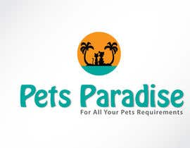 #28 untuk Design a Logo for a Pet accessories store oleh DellDesignStudio