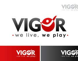 #133 para Logo Design for Vigor (Global multisport apparel) por Grupof5