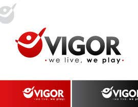 #189 untuk Logo Design for Vigor (Global multisport apparel) oleh Grupof5