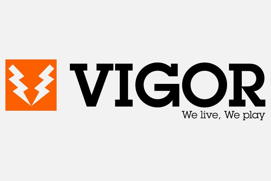 Contest Entry #                                        12                                      for                                         Logo Design for Vigor (Global multisport apparel)