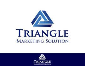 #58 untuk Design a Logo for Traingle Marketing Solutions oleh catalinorzan