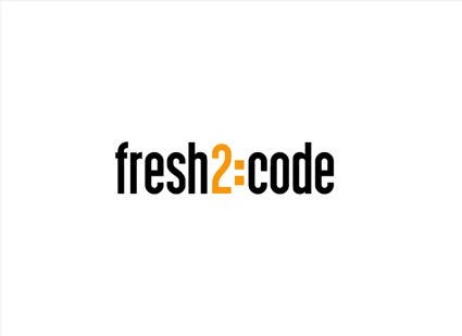 #168 for Design a Logo for fresh2code  (Open to your creative genius) by nom2