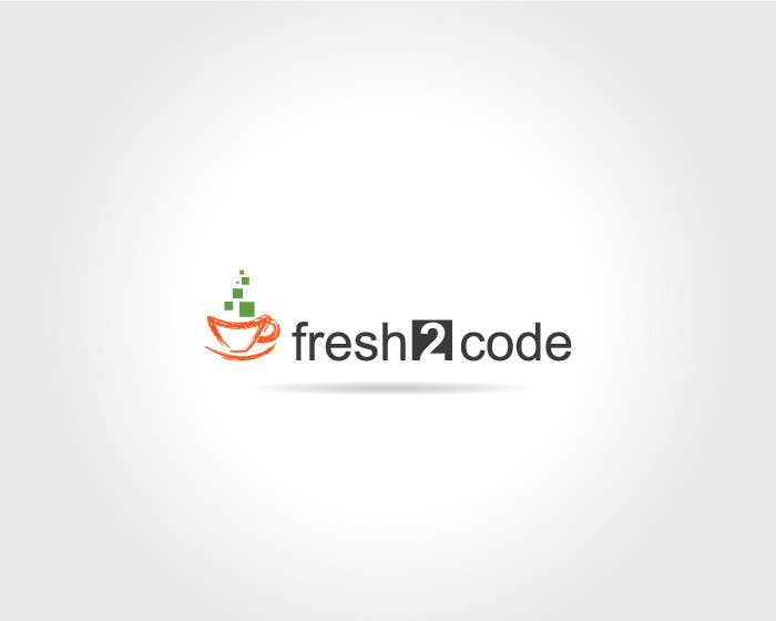 #327 for Design a Logo for fresh2code  (Open to your creative genius) by NexusDezign