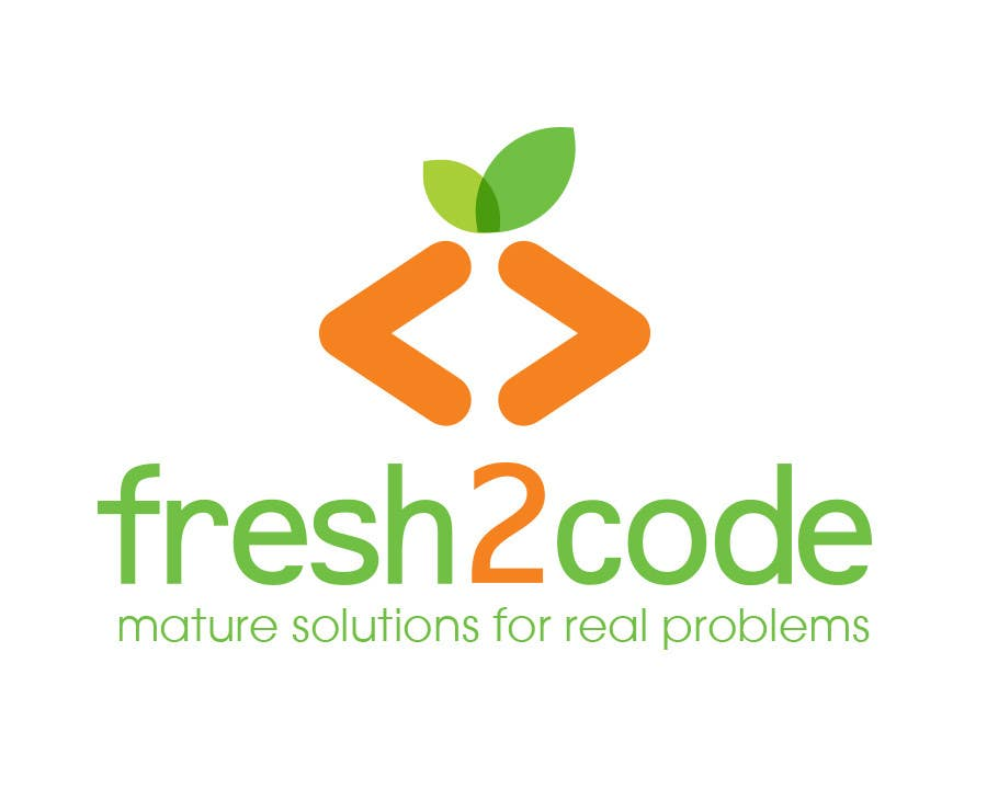 #304 for Design a Logo for fresh2code  (Open to your creative genius) by artios