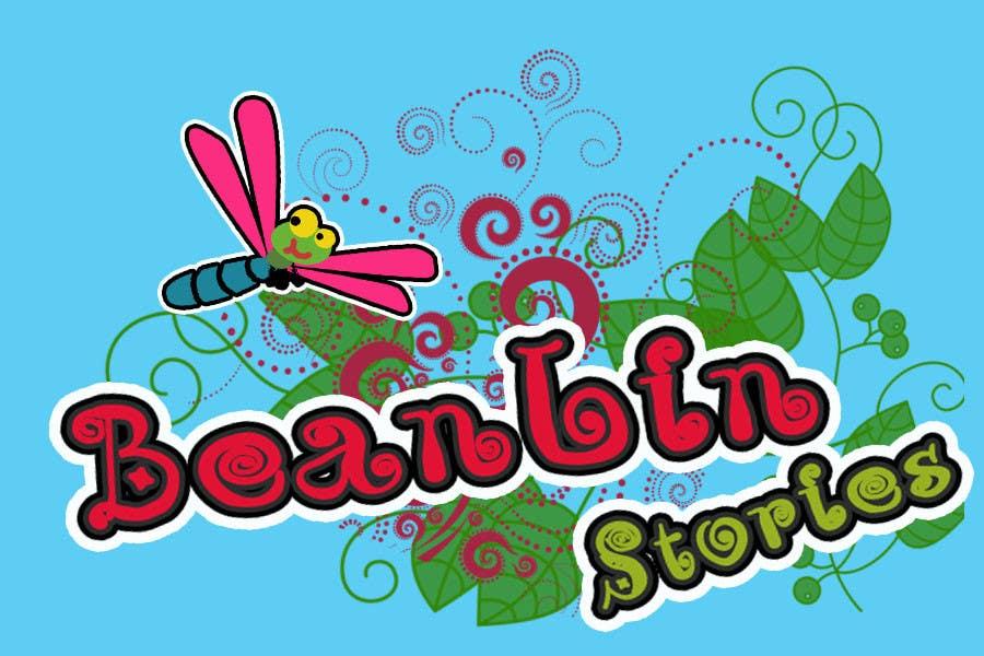 Конкурсная заявка №                                        87                                      для                                         Fairy tales Graphic Design for beanbin