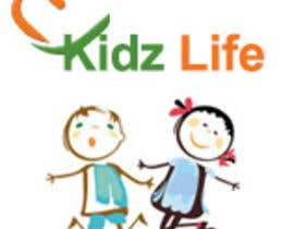 #6 for Design a Logo for Kidz Life by janainamn