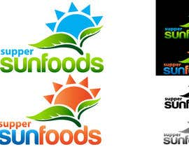 #81 for Design a Logo for Super Sunfoods: Your Health Supplement Store by hemanthalaksiri