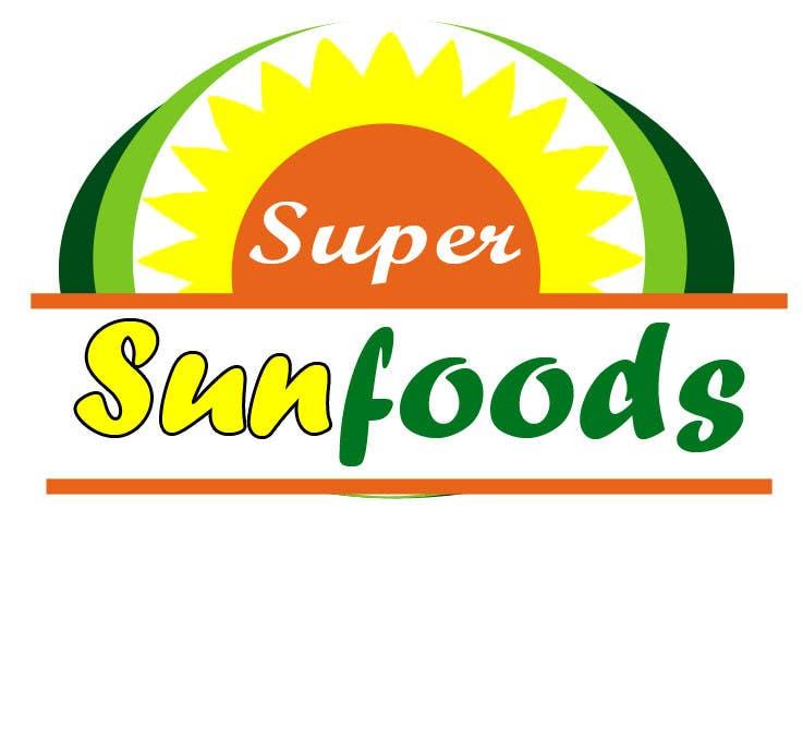 Proposition n°91 du concours Design a Logo for Super Sunfoods: Your Health Supplement Store