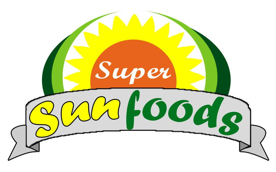 Proposition n°92 du concours Design a Logo for Super Sunfoods: Your Health Supplement Store