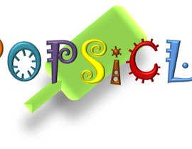 #51 para Design en logo for popsicle por UNIQUE12345