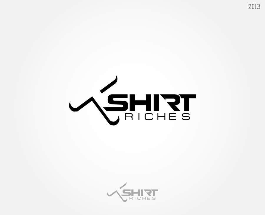 Bài tham dự cuộc thi #                                        55                                      cho                                         Design a Logo for TshirtRiches