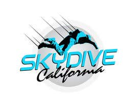 #18 for Design a Logo for Skydive California by b74design