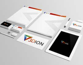#74 for Design a Logo for 3DION & THE 3D PRINTER by thimsbell