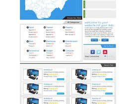 nº 2 pour Mockup a site for a classified ad marketplace par thewebpixel