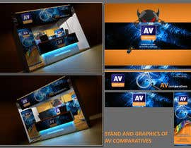 #4 for Exhibition Stand Design (technical fair) Virusbulletin af Sahir75