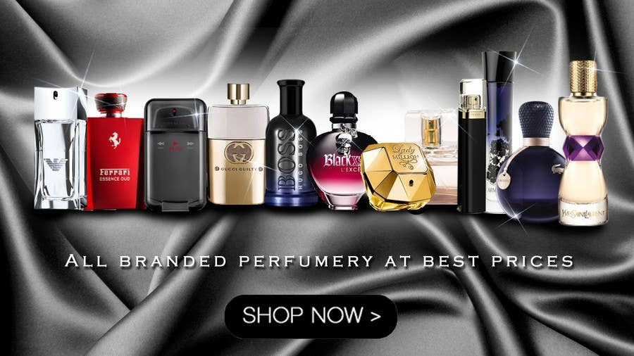 Image result for Perfumes banner