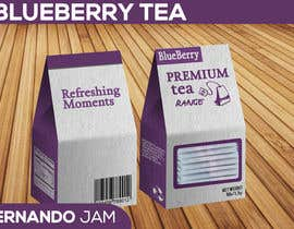 nº 1 pour Create Print and Packaging Designs for premium tea range par FernandoJAM
