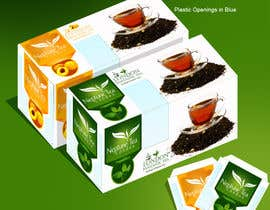 #26 for Create Print and Packaging Designs for premium tea range af YogNel