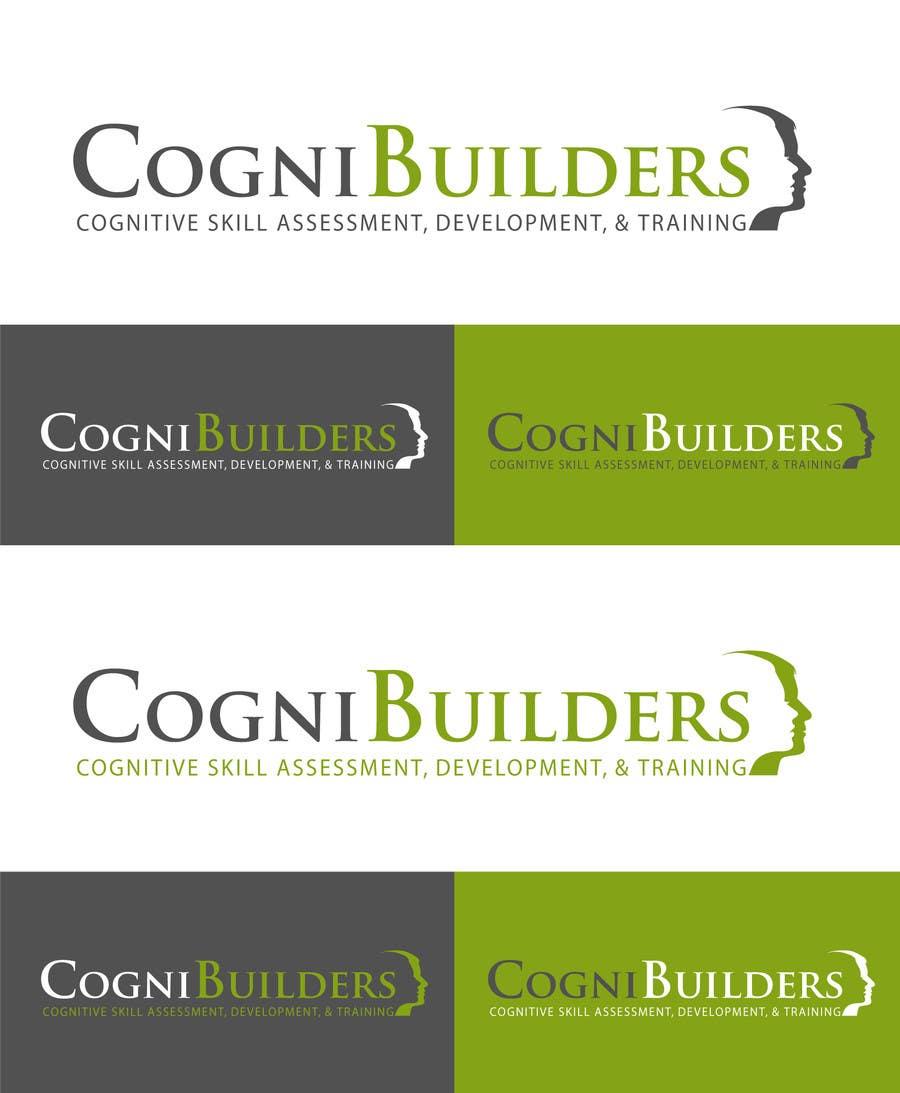 Penyertaan Peraduan #                                        50                                      untuk                                         Design a Logo for Cognibuilders