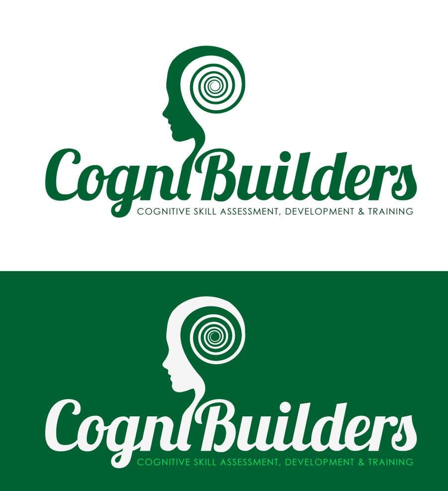 Penyertaan Peraduan #                                        111                                      untuk                                         Design a Logo for Cognibuilders
