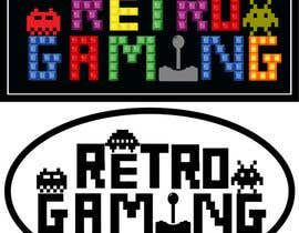 nº 24 pour Logo Retro-gaming par lunadevcorp