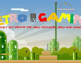 nº 28 pour Logo Retro-gaming par kiloi99