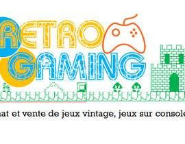 nº 29 pour Logo Retro-gaming par kiloi99