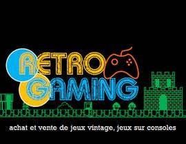 nº 30 pour Logo Retro-gaming par kiloi99
