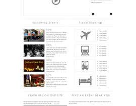 #4 para Design a Website Mockup for Deaf Pubs por JosephNgo