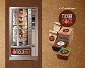 Graphic Design Inscrição do Concurso Nº121 para Graphic Design (logo, signage design) for TuckerBoxx fresh food vending machines