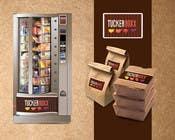 Graphic Design Inscrição do Concurso Nº118 para Graphic Design (logo, signage design) for TuckerBoxx fresh food vending machines