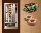 Graphic Design Inscrição do Concurso Nº116 para Graphic Design (logo, signage design) for TuckerBoxx fresh food vending machines