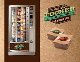 sonotdesign tarafından Graphic Design (logo, signage design) for TuckerBoxx fresh food vending machines için no 116