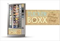 Graphic Design Inscrição do Concurso Nº60 para Graphic Design (logo, signage design) for TuckerBoxx fresh food vending machines