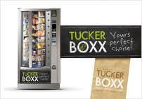 Graphic Design Inscrição do Concurso Nº43 para Graphic Design (logo, signage design) for TuckerBoxx fresh food vending machines
