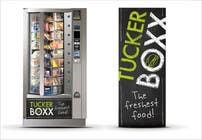 Graphic Design Inscrição do Concurso Nº90 para Graphic Design (logo, signage design) for TuckerBoxx fresh food vending machines