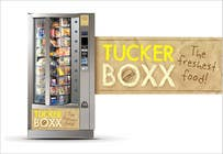 Graphic Design Inscrição do Concurso Nº59 para Graphic Design (logo, signage design) for TuckerBoxx fresh food vending machines
