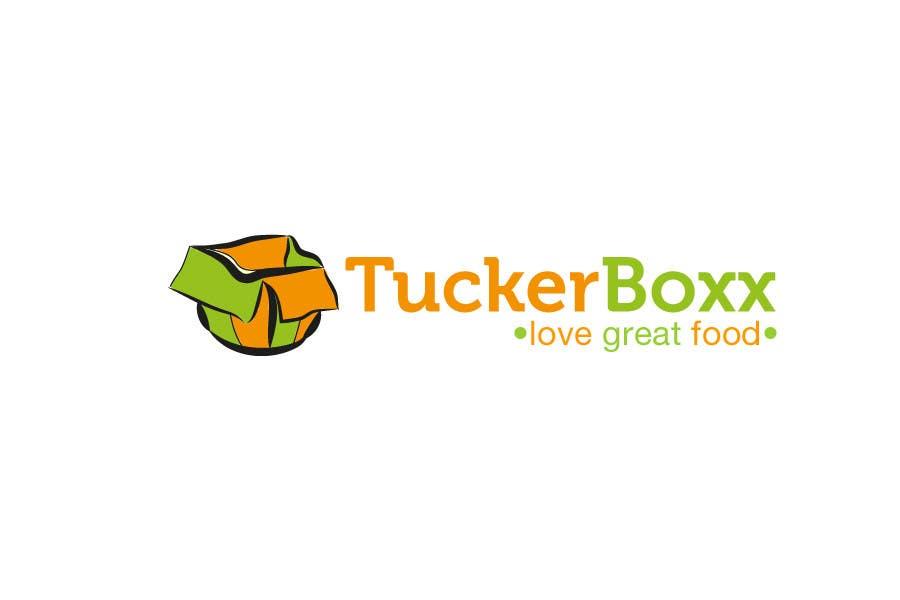 Inscrição nº                                         55                                      do Concurso para                                         Graphic Design (logo, signage design) for TuckerBoxx fresh food vending machines