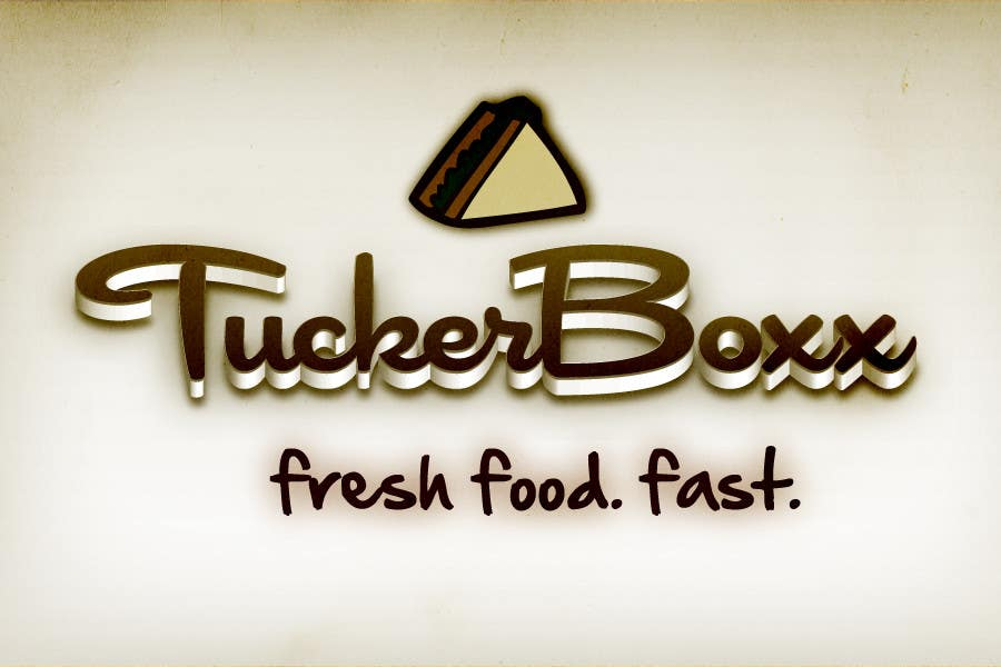 Inscrição nº                                         80                                      do Concurso para                                         Graphic Design (logo, signage design) for TuckerBoxx fresh food vending machines