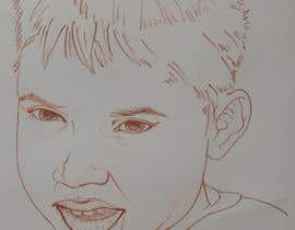 #13 para Caricature design of my son por oonacalina