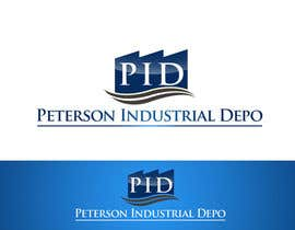 "#78 cho Logo Design for ""Peterson Industrial Depot"" bởi sat01680"