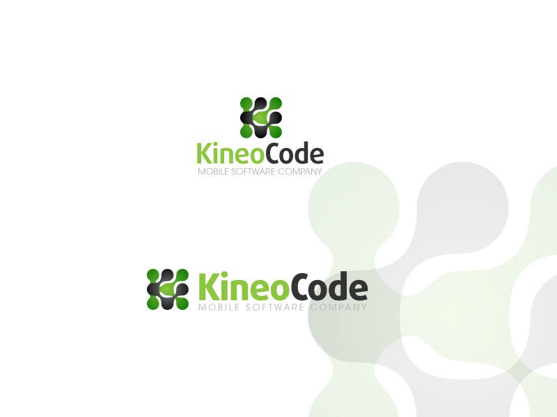 Bài tham dự cuộc thi #                                        311                                      cho                                         Logo Design for KineoCode a mobile software company