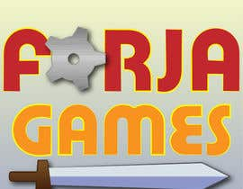 #33 for Logo design for Forja Games [Forja = Forge] af kevmen01