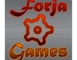 nº 36 pour Logo design for Forja Games [Forja = Forge] par kevmen01