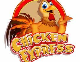#9 untuk Graphic Design for Chicken Express oleh richhwalsh