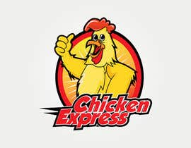 #33 untuk Graphic Design for Chicken Express oleh Luddy