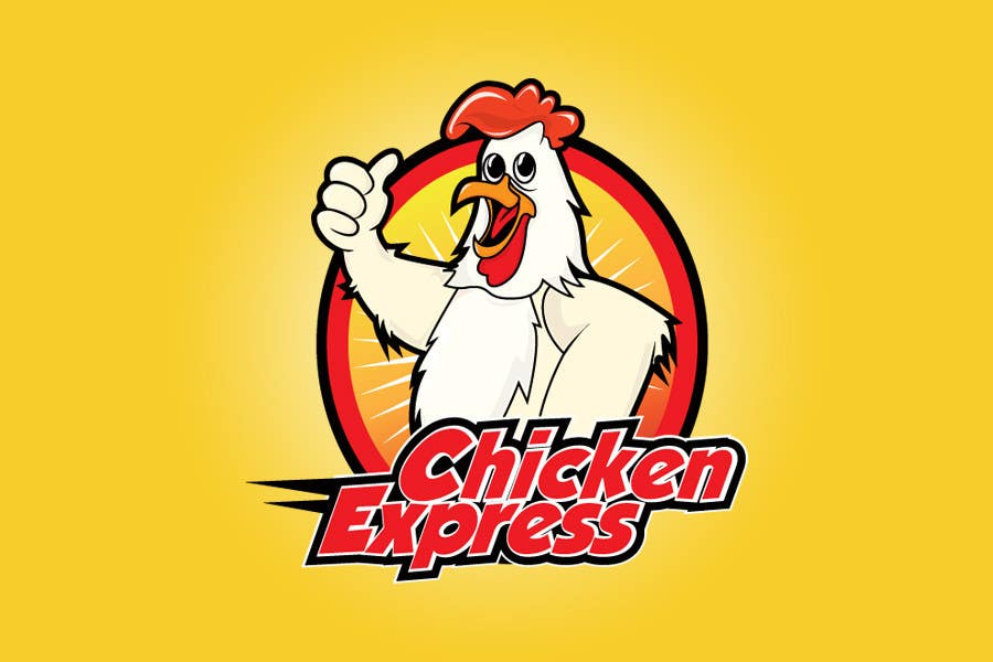 #32 for Graphic Design for Chicken Express by Luddy