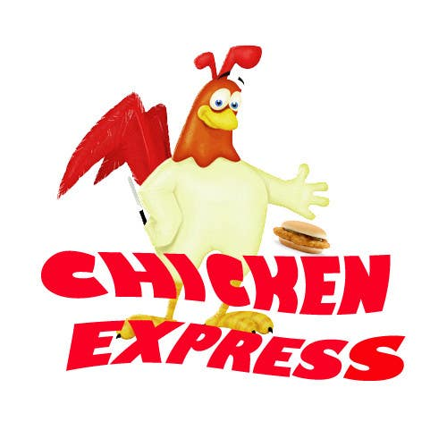 #17 for Graphic Design for Chicken Express by f4u24n